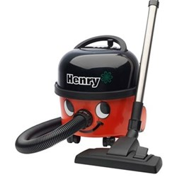 Henry Cylinder vacuum cleaner, 620W - 6 litres, red