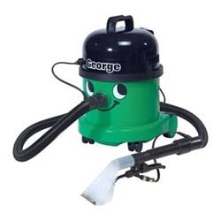 George Cylinder vacuum cleaner, 8.5Kg - 9 litre, green