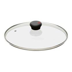 Cookway Ladybird glass lid, D18cm, clear