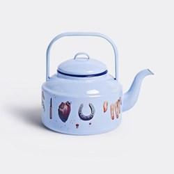 Toiletpaper Teapot, H20 x W18cm