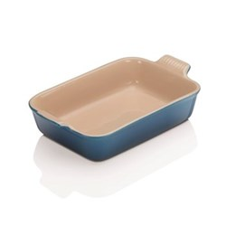 Stoneware Rectangular dish, 26 x 19cm - 2.3 litre, marseille