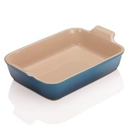 Stoneware Rectangular dish, 32 x 28cm - 3.85 litre, marseille