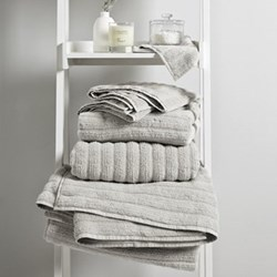 Hydrocotton Bath towel, 70 x 125cm, pearl grey