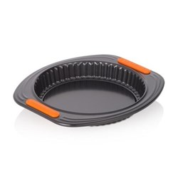 Bakeware Flan/quiche tin, 20.5cm, black