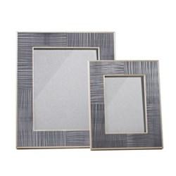 "Henley Photograph frame, 8 x 10"", grey"