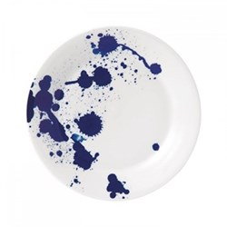 Pacific - Splash Dessert plate, 23cm, blue