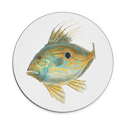Seaflower Collection Tablemat, 28cm, John Dory