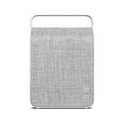 Oslo Portable speaker, H27 x W18cm, pebble grey