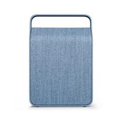 Oslo Portable speaker, H27 x W18cm, ocean blue
