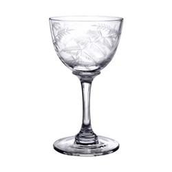 Fern Set of 6 liquer glasses, 80ml