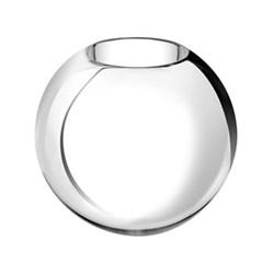 Uni Vase, H 17cm, metallized glass
