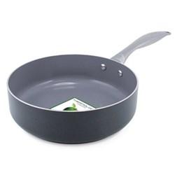 Venice Deep fry pan, 24cm, ceramic non-stick