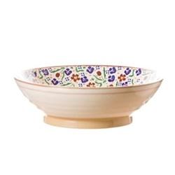 Wild Flower Meadow Fruit bowl, D27 x H10cm