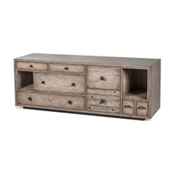 Rex Chest of drawers, 68 x 182 x 53cm