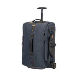 Paradiver light Duffle bag with wheels, cabin size, 55cm, jeans blue