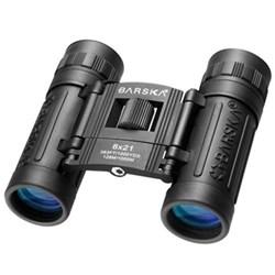 Lucid View Binoculars 8x21, black
