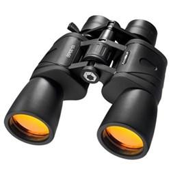 Gladiator Binoculars 10-30x50, black
