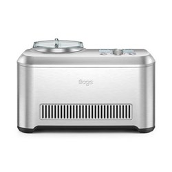 The Smart Scoop Gelato and ice cream maker, 1 litre, stainless steel