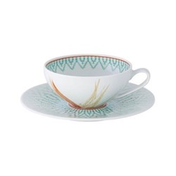 Fiji Teacup and saucer, 5.1cm - 23.1cl