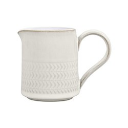 Natural Canvas Small jug, 22cl, textured