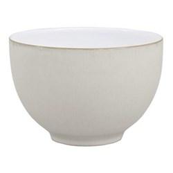 Natural Canvas Deep noodle bowl, 14.5 x 10cm