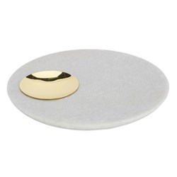 Stone Serving board, W20.2 x H3cm, marble