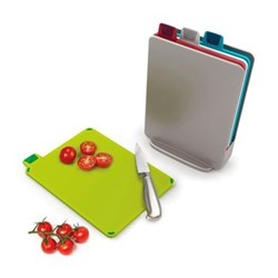 Index Mini chopping boards, silver