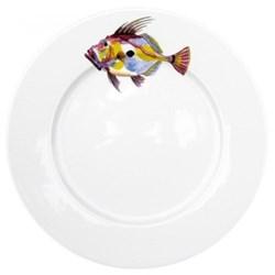 John Dory Flat rimmed plate, 26cm