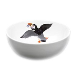 Puffin Flying Bowl, 16cm