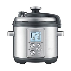 The Fast Slow Cook Pro Slow cooker, silver
