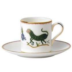 Mythical Creatures Espresso cup and saucer