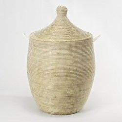 Alibaba Laundry basket, 80 x 43cm, natural
