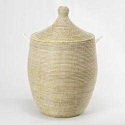 Alibaba Laundry basket, 66 x 38cm, natural