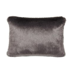 Signature Collection Cushion, 30 x 45cm, steel