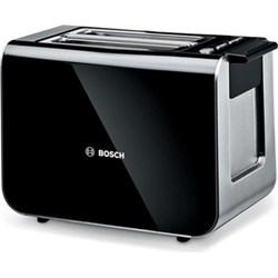 Styline 2 slot toaster, black