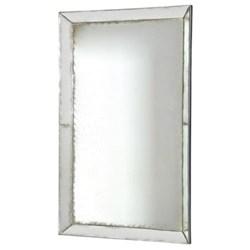 Segovia Medium mirror, 122 x 76cm, antiqued