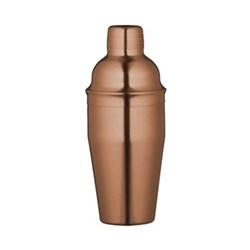 Cocktail shaker, 500ml, copper finish