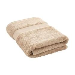 Egyptian Cotton Luxury Bath sheet, 91 x 167cm, natural