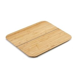 Chop2pot Chopping board, 33 x 27cm, bamboo