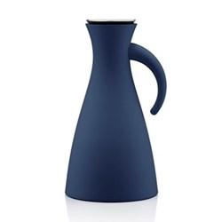 Vacuum jug, 1 litre, navy blue