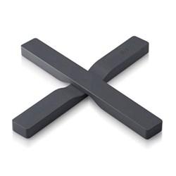 Magnetic trivet, L0.11 x W0.22 x L19cm, stone