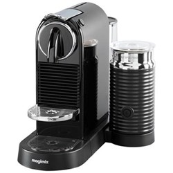 CitiZ & Milk - M195 Coffee machine by Magimix, black