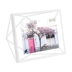 Prisma Photo frame, 5 x 7'', white