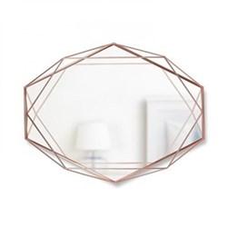 Prisma Mirror, 57 x 43 x 10cm, copper