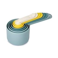 Nest Plus Nesting measuring cup set, opal