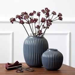 Hammershoi Vase, H21 x W16.5cm, anthracite
