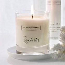 Seychelles Signature candle, H8.5 x Dia7cm