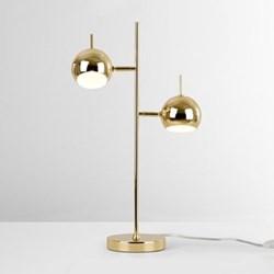 Austin Table lamp, brass