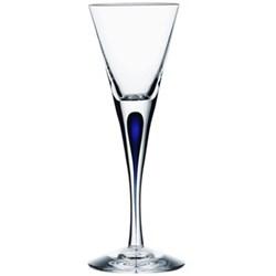 Intermezzo Blue Schnapps glass, 6cl