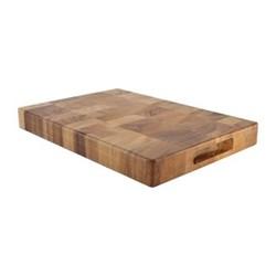 Tuscany Chopping board, W26 x L38cm, acacia